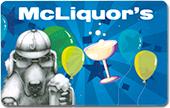 McLiquors Card